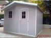 Casette da giardino in PVC