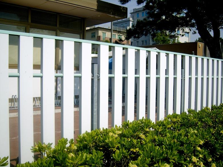 Recinzioni da giardino in pvc id es de design d 39 int rieur - Recinzioni giardino in pvc ...