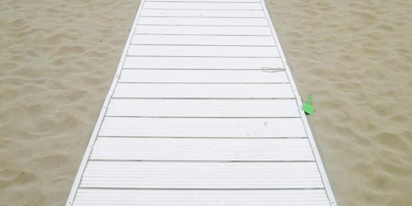 Pedane da spiaggia